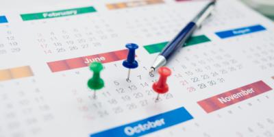 Calendario de becas y concursos